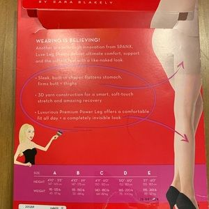 SPANX Intimates & Sleepwear - 🚫SOLD🚫SPANX Sheers Invisible Luxe Leg